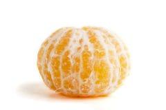 Naakte Sinaasappel Stock Foto's