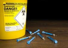 Naalden Stock Foto