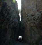 Naaldenoog op de Naaldenweg stock foto