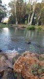 Naaman rzeka Obraz Royalty Free