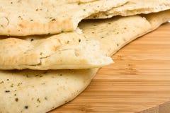Naan Bread Stock Image