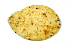 Naan Bread Royalty Free Stock Image