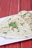 Naan bread Royalty Free Stock Photo