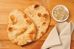 Naan Bread Stock Photography
