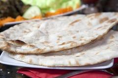 naan flatbread индийское стоковое фото rf
