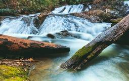 Naang Cruan waterfall Stock Photos