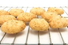 Naar huis gebakken koekjes stock fotografie