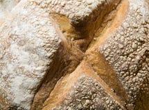 Naar huis gemaakt brood Royalty-vrije Stock Foto