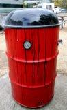 Naar huis gemaakte roker Royalty-vrije Stock Foto