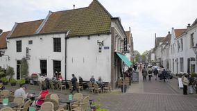 Naarden stock video footage