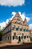 Naarden city hall Stock Photography