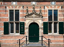 Naarden city hall Stock Photo
