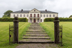 Naas Slott - Sweden Stock Photo