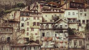 Naast douro stock afbeelding