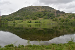 Nab Scar reflected in Rydalwater Stock Photography