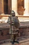 Nabatean żołnierze Zdjęcia Royalty Free