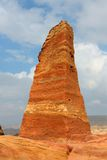 nabatean PETRA οβελίσκων της Ιορδα&nu στοκ εικόνες