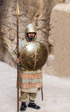 Nabatean soldiers Royalty Free Stock Photos
