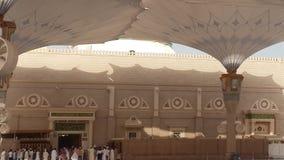 Nabawe masjid Royaltyfri Foto