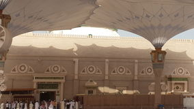 Nabawe masjid Royalty-vrije Stock Foto