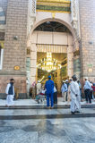 Nabawi清真寺 图库摄影