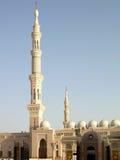 nabawi för 2 masjid Royaltyfria Foton