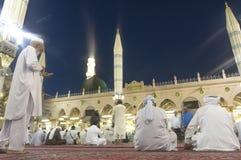 Nabawi meczet Zdjęcie Stock