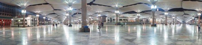 Nabawi meczet Obrazy Stock