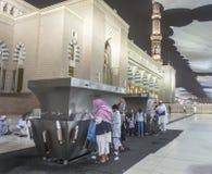 Nabawi meczet Obraz Stock