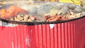 Nabemono (Japanese food ) Stock Photo