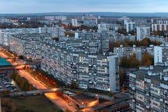 Naberezhnye Chelny, Ryssland Arkivbild