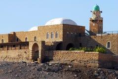 Nabi Musa усыпальница Моисея Израиля стоковая фотография