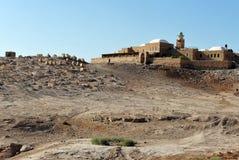 Nabi Musa усыпальница Моисея Израиля стоковые изображения