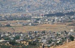 Nablus. Israël Stock Afbeeldingen