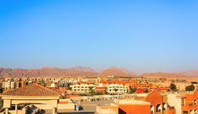 Nabq view in Sharm El Sheikh Royalty Free Stock Image