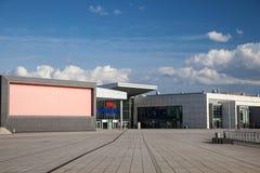 Nabrzeże zakupy centrum handlowe w Bremen Obrazy Stock