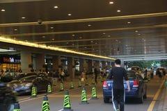 Nabrzeżny miasto podziemny przejście w NANSHANG SHENZHEN CHINY AZJA Zdjęcia Royalty Free