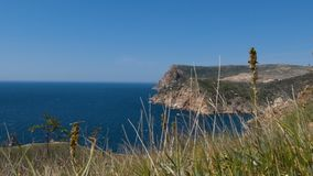 Nabrzeżny piękno krajobraz zdjęcie wideo