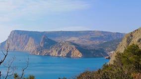 Nabrzeżny piękno krajobraz zbiory
