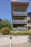 Nabrzeży mieszkaniowi kondominia Vancouver WA Zdjęcia Stock