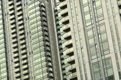 Nabrzeże kanarowa architektura, Londyn Obraz Royalty Free