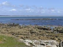 nabrzeżny equense krajobrazu mety Sorrento vico Zdjęcie Stock