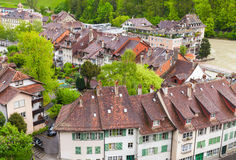 nabrzeżny equense krajobrazu mety Sorrento vico aare Bern rzeka Zdjęcie Royalty Free