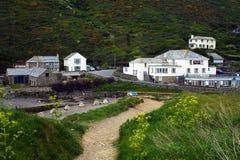 nabrzeżny footpath Zdjęcie Royalty Free