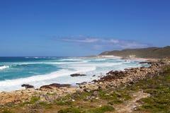 nabrzeżny krajobraz Obrazy Stock