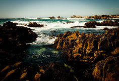 nabrzeżny widok Fotografia Royalty Free