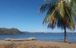 Nacascolo Beach. In Guanacaste Stock Image