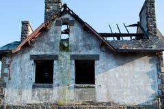 Nach dem Feuer Stockbilder