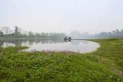 Nach dem Regen des Li-Fluss Lizenzfreie Stockfotografie