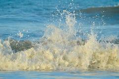 Nach den Wellen-Abbrüchen Lizenzfreies Stockbild
